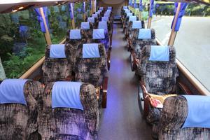 88 Lapan Lapan Travel Bus Seat