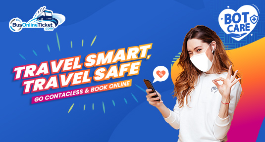 Travel Smart, Travel Safe with BOT Care