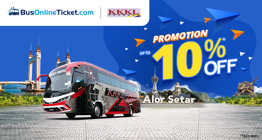 KKKL Express Opens New Routes from KL to Terengganu, Alor Setar & More