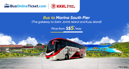 KKKL Travel & Tours Launches Direct Bus Service to Marina South Pier