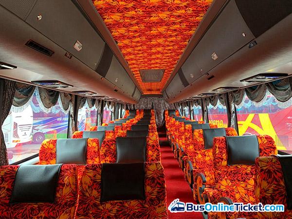 My XPress Bus Seat
