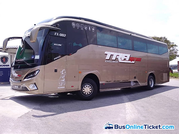 TRA Xpress Bus